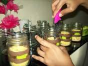 Pembuatan Cake In Jar - 081.331.1000.60